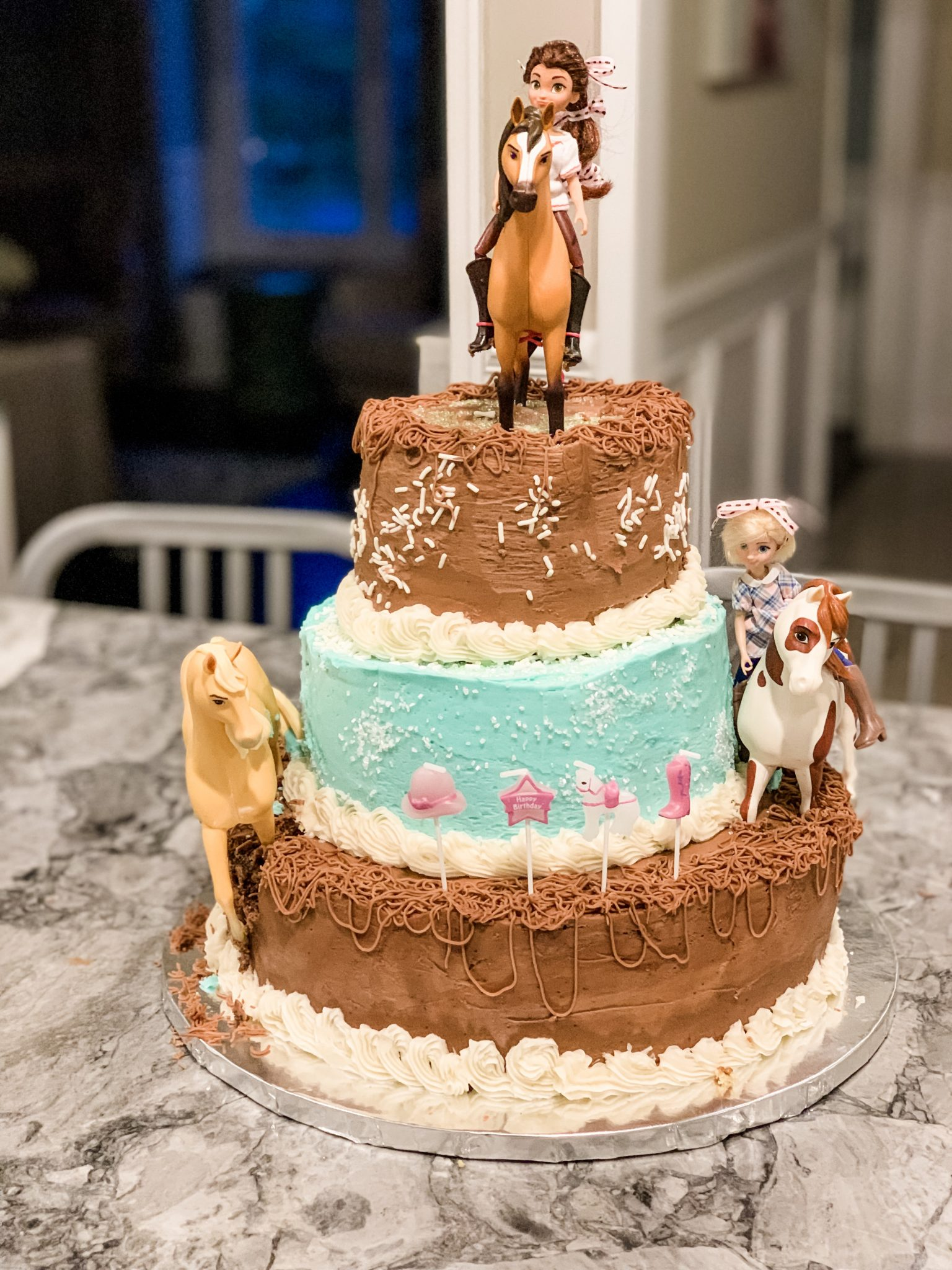 Horse Theme Birthday Party Lifestyle House Of Leo Blog